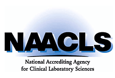 National Accrediting Agency for Clinical Laboratory Sciences (NAACLS)