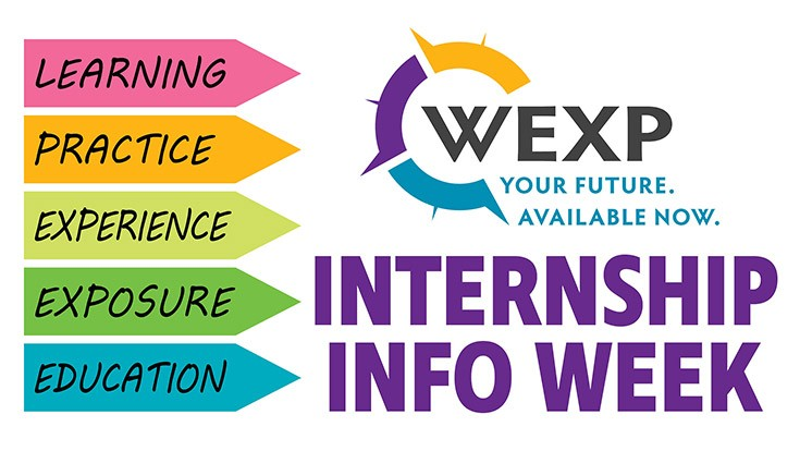 Internship Info Week is October 15-22